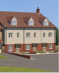 Thumbnail 3 bedroom terraced house for sale in Oakline, Heathfield, East Sussex