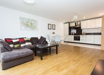 Thumbnail 1 bed flat to rent in Victoria House, Canada Water