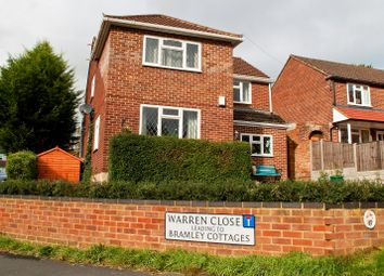 Thumbnail 4 bed detached house for sale in Crowthorne Road, Sandhurst
