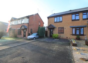 Thumbnail 2 bed semi-detached house to rent in Beaconside, Stafford, Staffordshire
