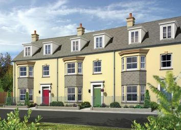 Thumbnail 5 bed terraced house for sale in Nansledan, Newquay