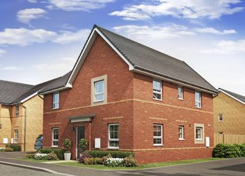 "Thumbnail 4 bedroom detached house for sale in ""Alderney"" at Lancaster Avenue, Watton, Thetford"