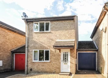 Thumbnail 2 bed link-detached house for sale in Hollybush Road, Carterton