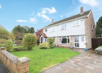 3 bed semi-detached house for sale in Grafton Road, Shirley, Solihull B90