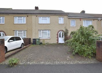Thumbnail 3 bedroom terraced house for sale in Gays Road, Hanham