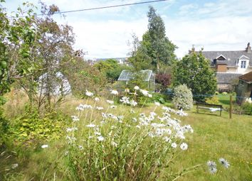 Thumbnail Land for sale in Land To Rear Of Hazelcliffe, 63, Ardbeg Road, Rothesay, Isle Of Bute