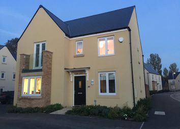 Thumbnail 4 bed detached house to rent in Barley Fields, Bristol, Avon