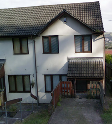Thumbnail 3 bedroom terraced house to rent in Ffynnon Wen, Clydach, Swansea