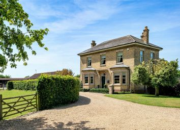 Thumbnail 5 bed farmhouse for sale in West Drove South, Walpole Highway, Wisbech, Norfolk