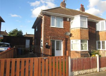Thumbnail 3 bed semi-detached house for sale in Mansfield Road, Warsop, Nottinghamshire