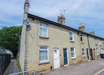 Thumbnail 2 bedroom end terrace house for sale in Mill Road, Royston, Hertfordshire