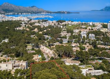 Thumbnail Land for sale in Spain, Mallorca, Pollença, Puerto Pollença
