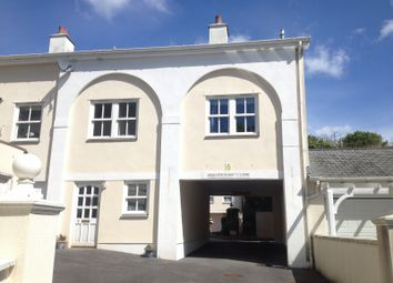 Thumbnail 3 bed mews house to rent in Braddons Hill Road East, Torquay