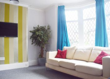 Thumbnail 6 bed property to rent in Wellington Road, Fallowfield, Manchester