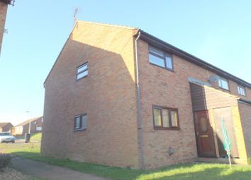 Thumbnail 1 bed flat for sale in Petit Couronne Way, Beccles