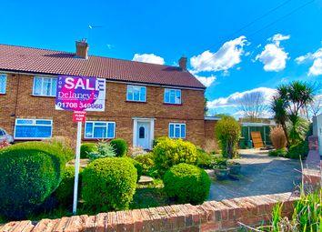 Thumbnail 2 bed maisonette for sale in Ravensbourne Crescent, Romford