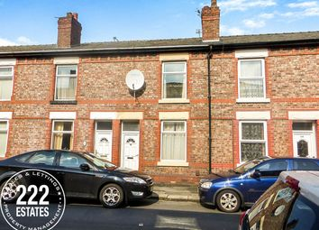 Thumbnail 2 bed terraced house to rent in Canterbury Street, Warrington