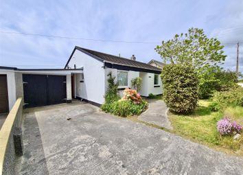 Thumbnail 3 bed semi-detached bungalow for sale in Hendra Close, Ashton, Helston