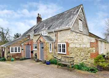 Thumbnail 5 bedroom detached house for sale in Lower Knighton Road, Newchurch, Sandown, Isle Of Wight