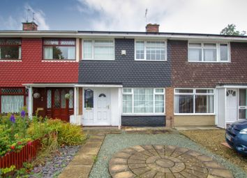 Thumbnail 3 bed town house for sale in Winchester Drive, Burton-On-Trent