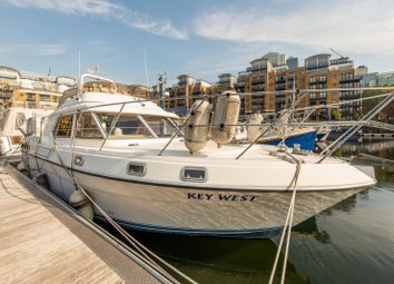 Thumbnail 2 bed houseboat for sale in St Katherine Dock 50 St Katherines Way, London