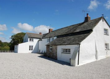Thumbnail 3 bed semi-detached house to rent in Poundstock, Bude