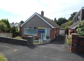 Thumbnail 3 bed detached bungalow for sale in Heol Y Rhedyn, Morriston, Swansea