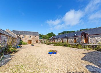Thumbnail 9 bed detached house for sale in St. Buryan, Penzance, Cornwall
