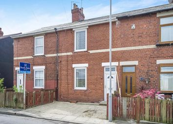 Thumbnail 3 bed terraced house for sale in Brook Street, Fryston Village, Castleford