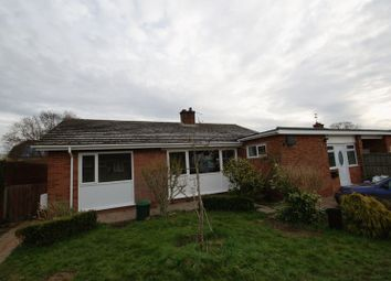 Thumbnail 4 bed bungalow to rent in Tamars Drive, Willand, Cullompton