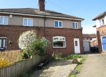 Thumbnail 2 bed semi-detached house for sale in Beeston Pathway, Handbridge, Chester