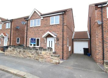 Thumbnail 3 bed detached house to rent in Steadfolds Lane, Thurcroft, Rotherham