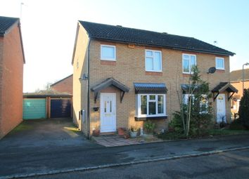 Thumbnail 3 bed semi-detached house for sale in Ravensbourne Road, Aylesbury
