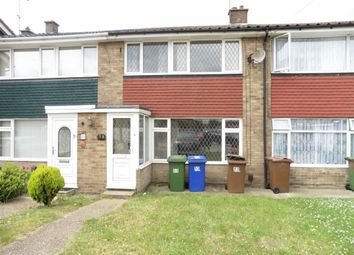 Thumbnail 3 bed terraced house to rent in Byron Gardens, Tilbury
