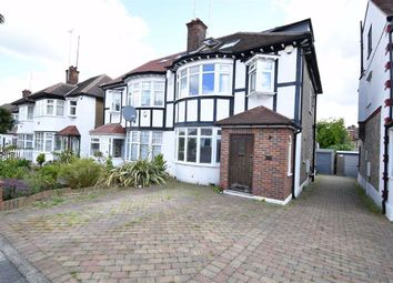 Thumbnail 4 bed semi-detached house for sale in West Avenue, London