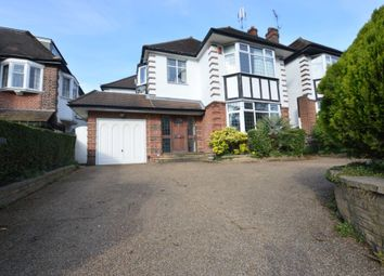 Thumbnail 4 bed terraced house to rent in Powys Lane, Southgate