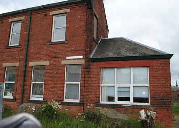 Thumbnail 1 bed flat to rent in Robert Street, Arbroath
