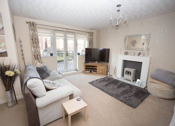 Thumbnail 4 bedroom end terrace house for sale in Enbourne Drive, Pontprennau, Cardiff
