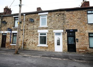 2 bed terraced house for sale in Dents Villas, Woodside, Witton Park, Bishop Auckland DL14
