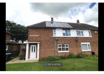 Thumbnail 3 bed semi-detached house to rent in Hawthorn Road, Sedgefield