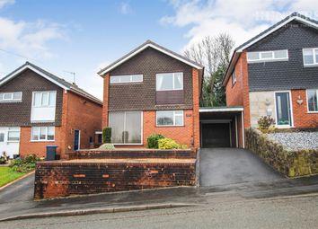 Thumbnail 3 bed link-detached house for sale in Parkside Crescent, Endon, Staffordshire Moorlands