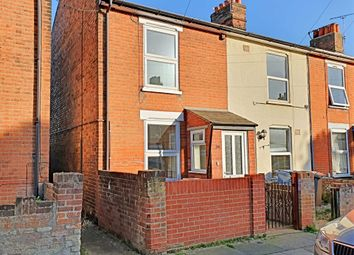 Thumbnail 2 bed end terrace house to rent in Schreiber Road, Ipswich
