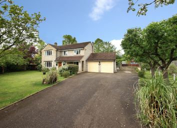 Thumbnail 4 bed detached house for sale in Manor Close, Sparkford