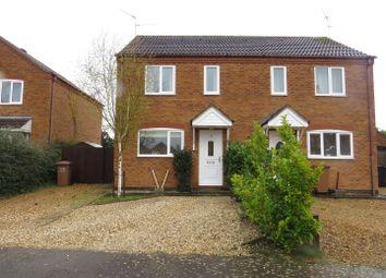 Thumbnail 2 bedroom semi-detached house for sale in Stanton Road, Dersingham, King's Lynn