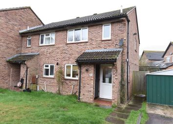 Thumbnail 3 bed end terrace house for sale in Candover Close, Tadley