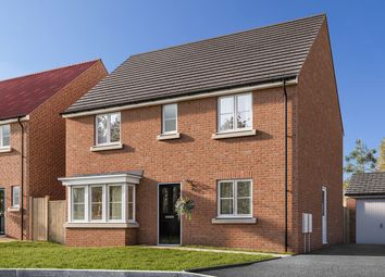 "Thumbnail 4 bed detached house for sale in ""The Pembroke"" at Showground Road, Malton"