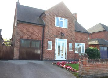 Thumbnail 3 bed detached house for sale in Brookside, Burbage, Hinckley