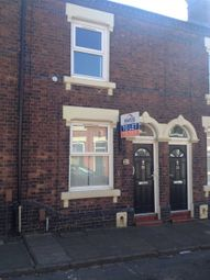 Thumbnail 2 bed terraced house to rent in Morton Street, Stoke On Trent, Burslem
