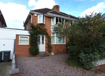 Thumbnail 4 bedroom semi-detached house for sale in Pakefield Road, Kings Norton, Birmingham