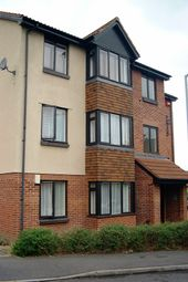 Thumbnail 2 bed flat for sale in Gables Close, London